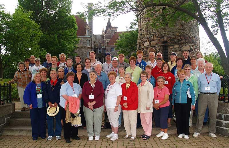 Bidwell Family Association - 2012 Reunion - Alexandria Bay, New York