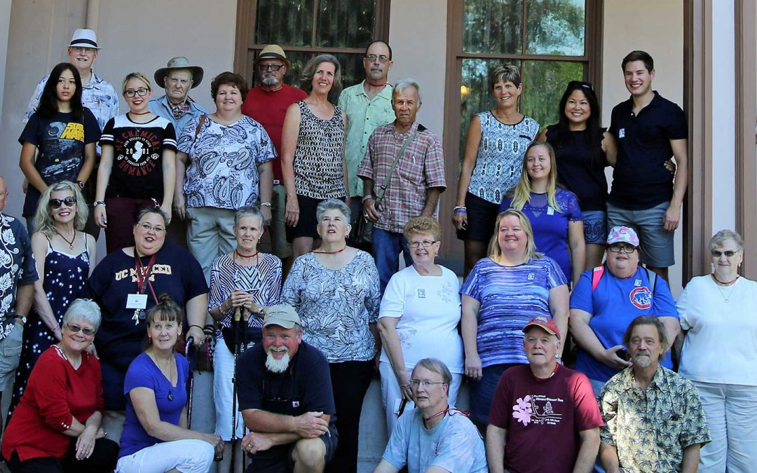 2016 Bidwell Family Reunion – Chico, California