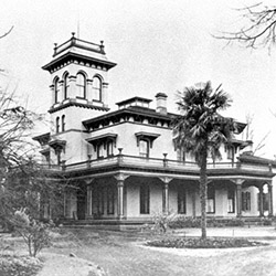 Bidwell Mansion in Chico, California